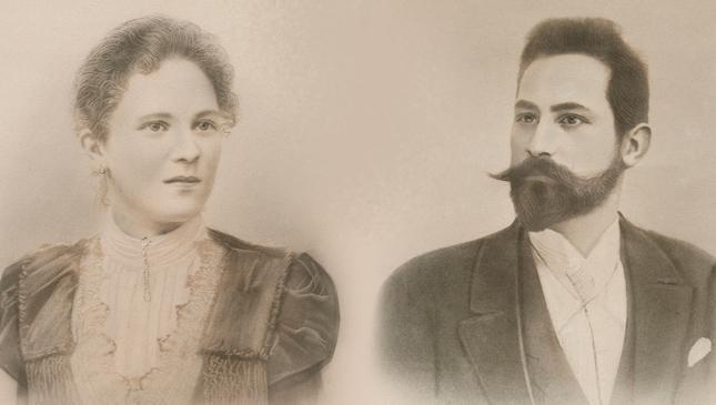 Albert und Rosa